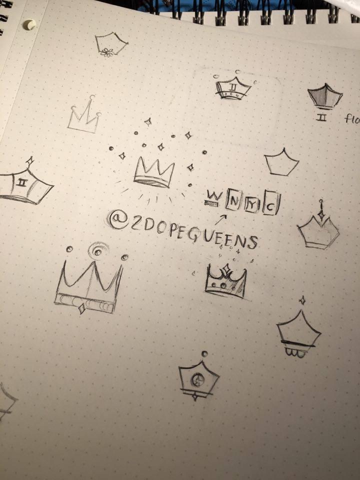 Queen sketches