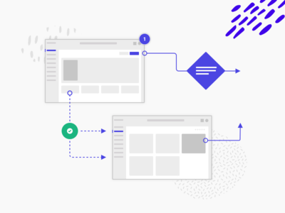 SUI User Flow Preview mapping user journey flow ux user flow