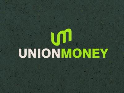 Union Money logo logo money bank