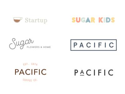 Logo Design! simple shopify theme brand logo