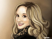 Samantha Portrait