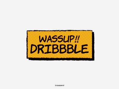 wassup dribbble