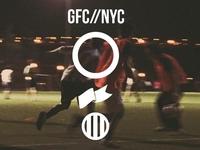GRUMPS FC Deconstructed Badge Logo