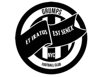 Grumps FC Classic Badge