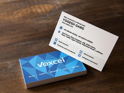 Voxcel Business Card