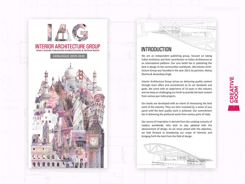 Interior Architecture Group Catalog Designs