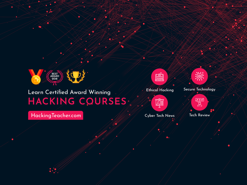 Hacking Courses Banner
