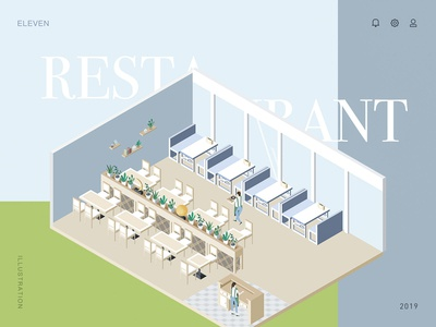 isometric restaurant 2