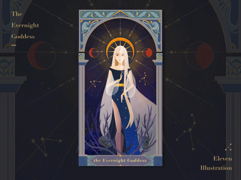 the Evernight Goddess