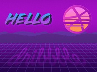 Hello Dribble | First shot