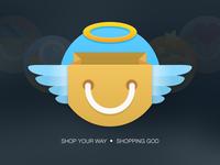 Shopping badges