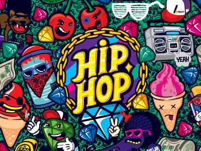 Hiphop Cover kvadart