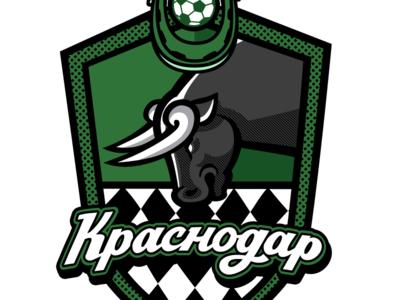 Fc Krasnodar logo konstantin shalev