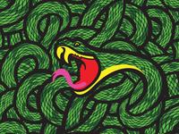 Snake Pattern 2