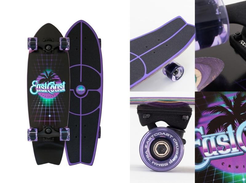New wave design new wave design illustration