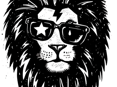 Lion Logo konstantin shalev константин шалев illustrations characters design graphics