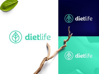 Diet life Logo