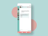 Direct Messaging UI