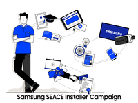 Samsung SEACE Installer Campaign