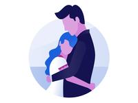 Schiphol Airport icon design: Hello Goodbye