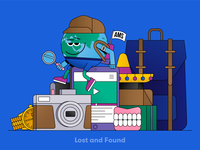 Globi: Lost and Found