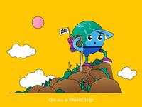 Globi: Go on a World trip