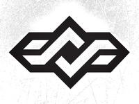 Logo black and white