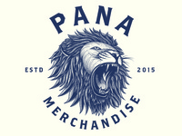 Pana Merchandise hand Drawn Logo