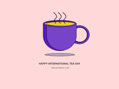 16 December - INTERNATIONAL TEA DAY