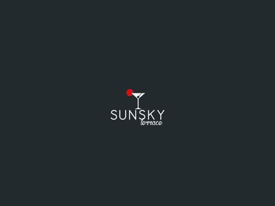 SunSky terrace logo