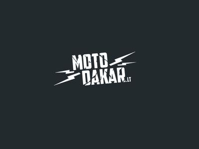Moto dakar logo