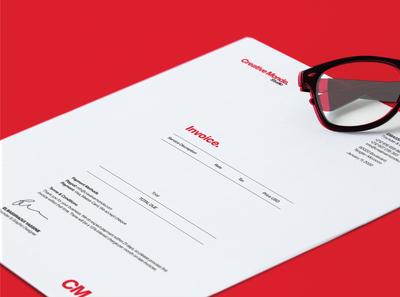 Creative Monde's Invoice