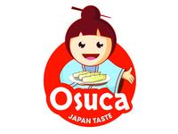 Branding Osuca japanese ( Gyoza )