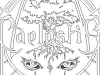 Caelestis band Vector logo - outlines