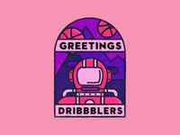 Greetings Dribbblers!