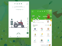Agri Homescreen