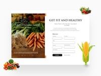 Organic | Sign up