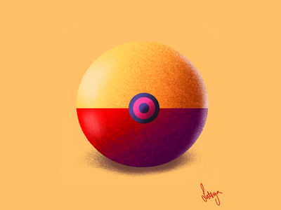 Pokeball illustration