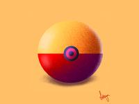 Pokeball illustration