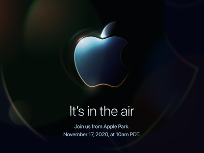 Apple Keynote Invite (unofficial) clean technology invitation event keynote apple