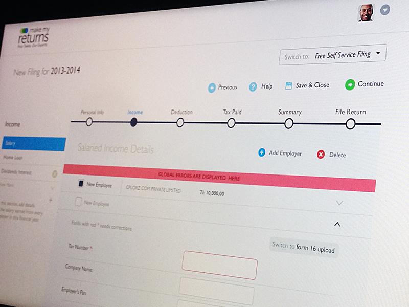 Tax Filing design grid typography colors simple minimalist minimalistic website web shop responsive ui