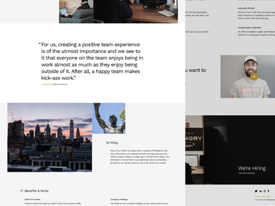 Noticed - Site Refresh ecommerce grid clean ui minimalistic website
