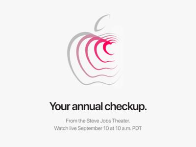 Apple Keynote Invite