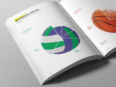 Lakeshore Annual Report 2017 photography infographic layout annual report book visual system typography