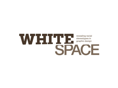 AAU FA18 Thesis 2 White Space marketing social media marketing social media poster typography visual system branding wordmark logo student work teacher professor