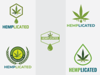 HEMPLICATED LOGO