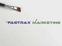 Fast marketing logo design
