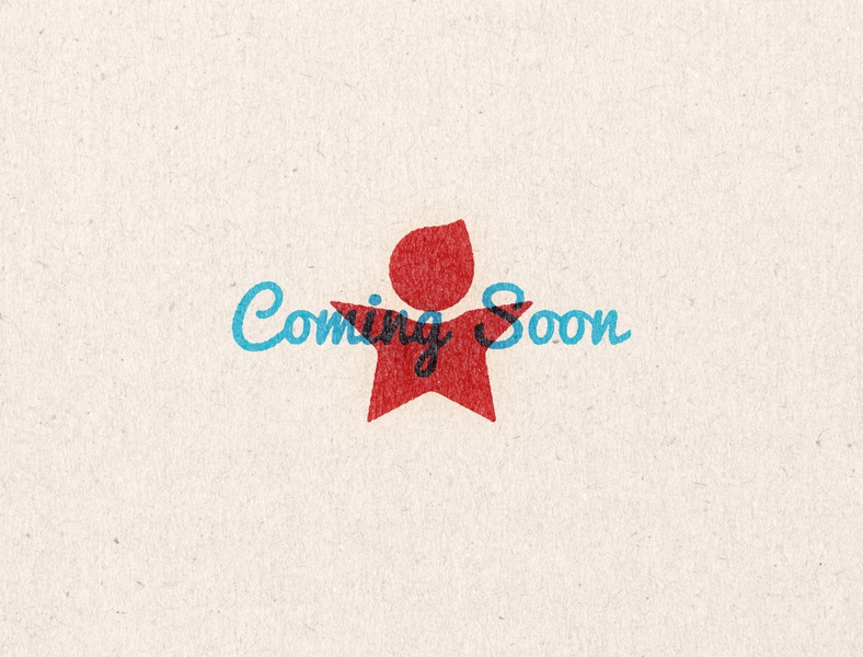 Coming Soon vintage retrosupplyco retrosupply retro coming soon kid baby clothes baby clothing baby logo baby branding illustration logo design logo vector design