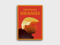 A Senseless Orange