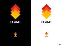 Daily Logo Challenge 10/50: Flame